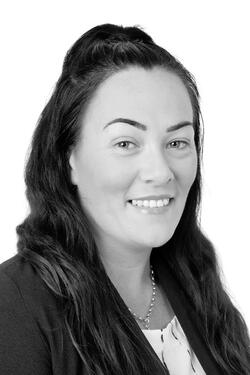 Meet Rachel Fabish a property manager in New Plymouth