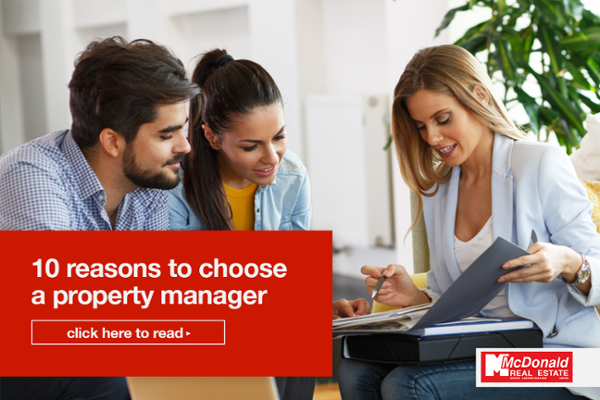 why use a property manager for your rental
